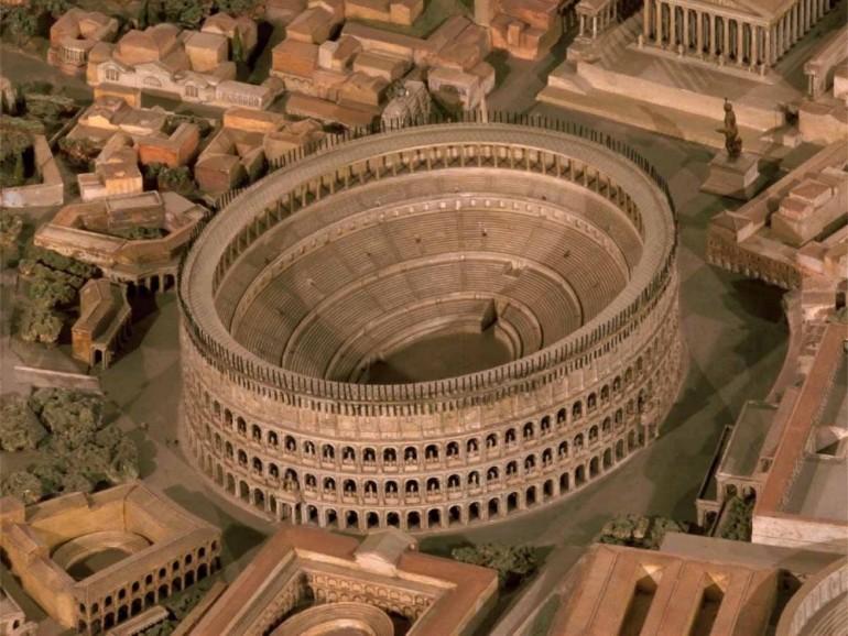 Coliseo Anfiteatro Flavio