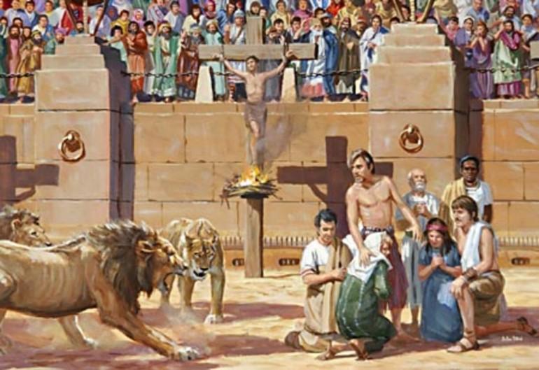 Cristianismo Imperio Romano