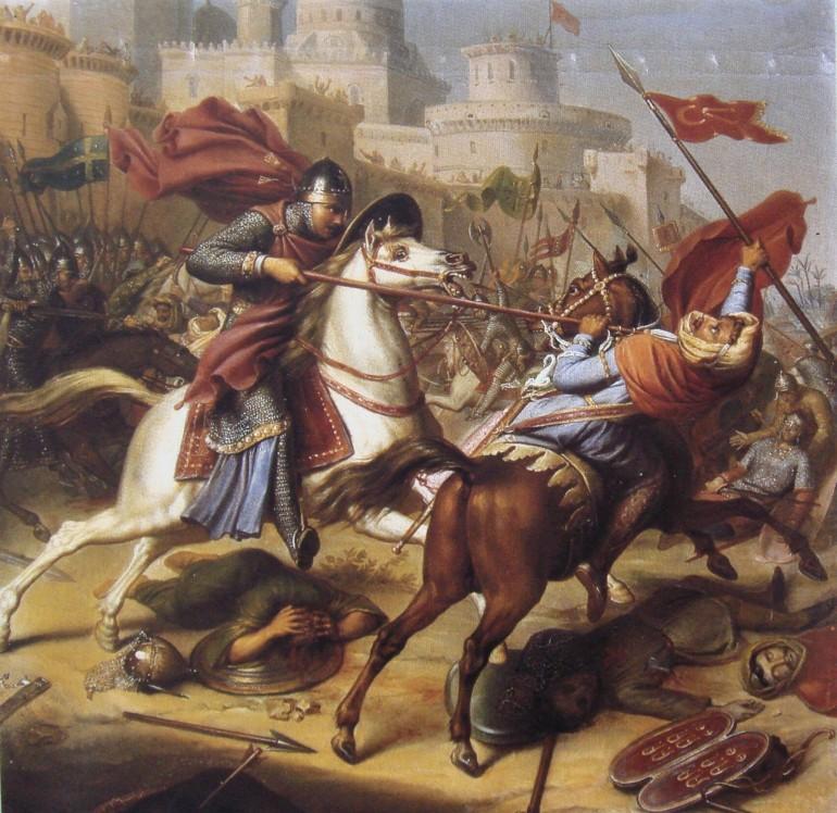 Cruzadas Imperio Romano