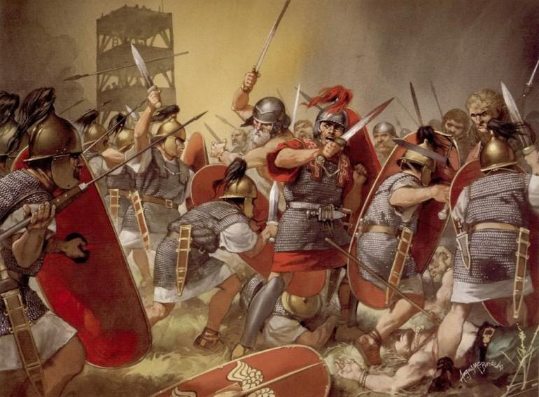 Ejército Republica romana
