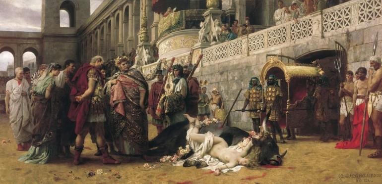 Excesos en el Imperio Romano