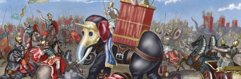 Guerras Púnicas Roma Cartago