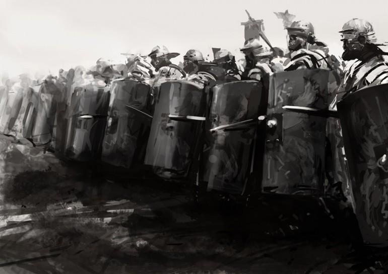 Imperio Romano Legiones