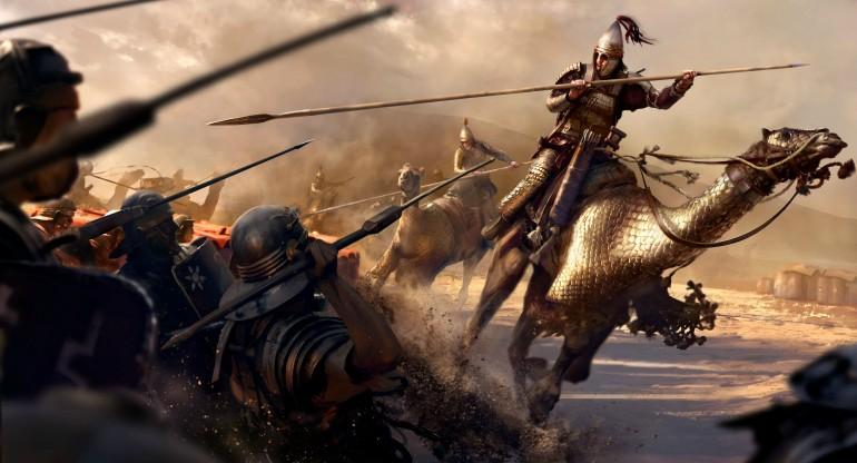 Imperio Romano Soldado