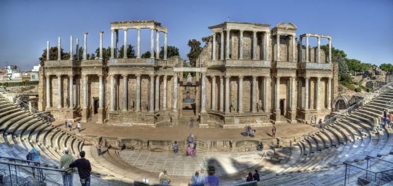 Imperio Romano - Teatro Romano de Mérida