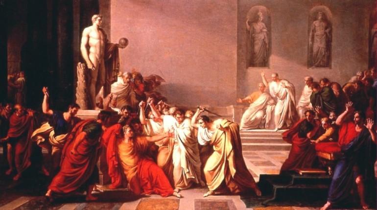 Los Idus de Marzo Julio César