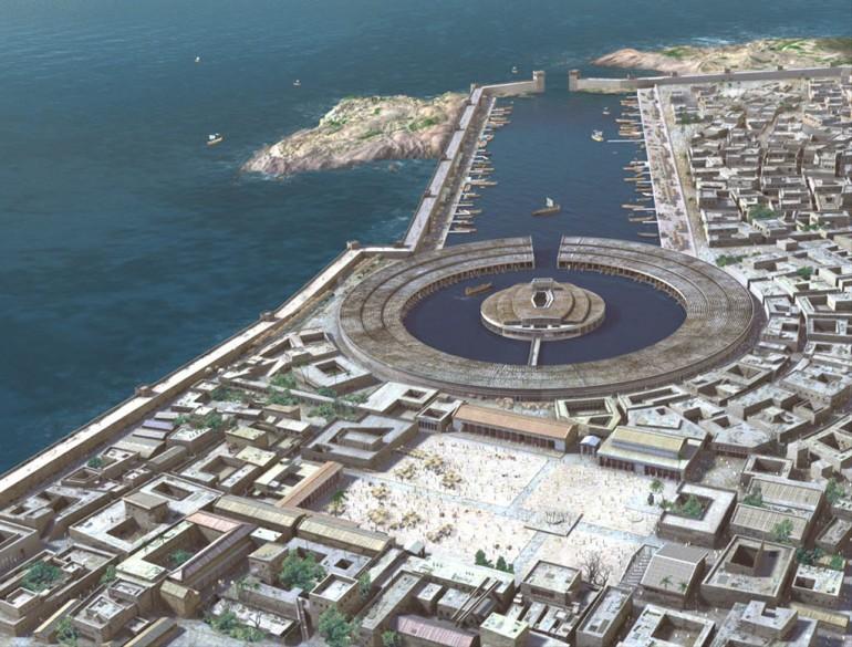 Puerto de Cartago