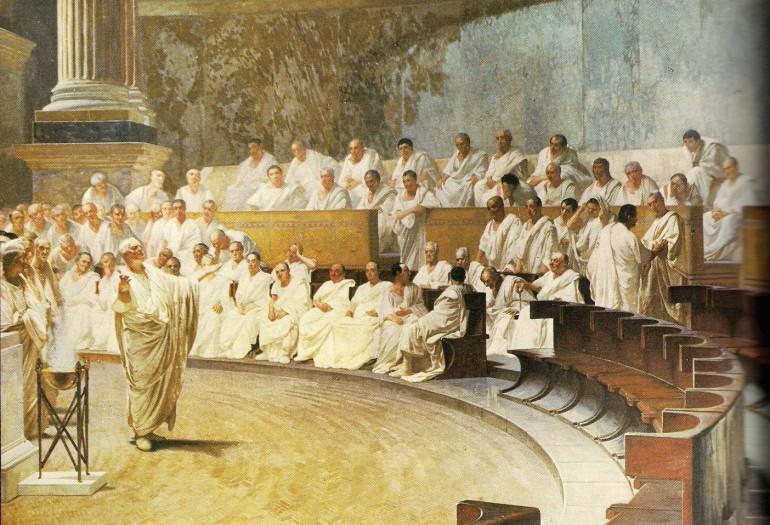 Republica Romana - El senado