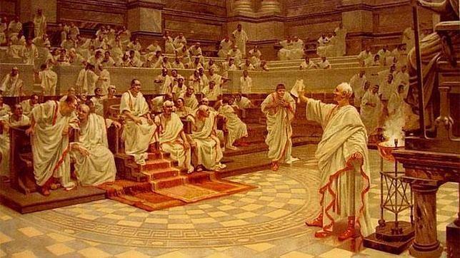 Resultado de imagen de Magistrados romanos