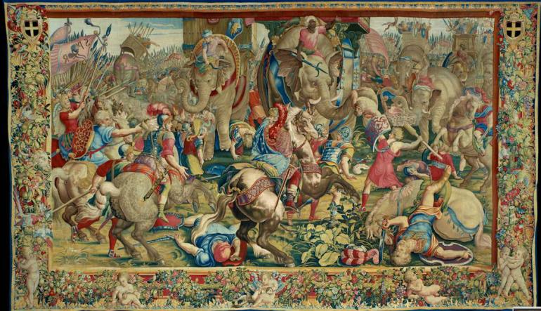 Tercera Guerra Púnica - Batalla de Zama